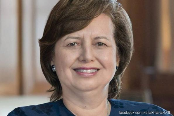 Zeti: Nor Shamsiah's appointment as BNM Governer demonstrates respect for institution