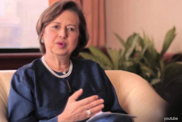 A skyscraper, power station and carmaker await Zeti at PNB
