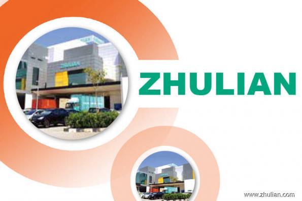 Zhulian posts 38% lower 1Q earnings, pays 2 sen dividend