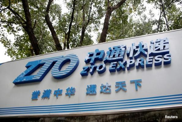 Chinese courier ZTO sued for 'untrue statements' in US$1.4b US IPO