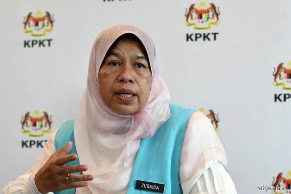 KPKT to work with Sarawak to build homes for Sarawakians
