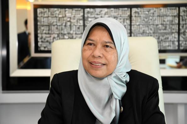 Allocate 30% of electoral seats to women – Zuraida