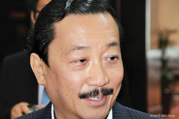 Tycoon Vincent Tan returns to helm Berjaya Corp