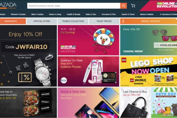 Lazada most searched online shop in 2017; Shopee a rising competitor