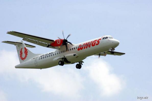 Wings Air to launch maiden Medan-Melaka flight