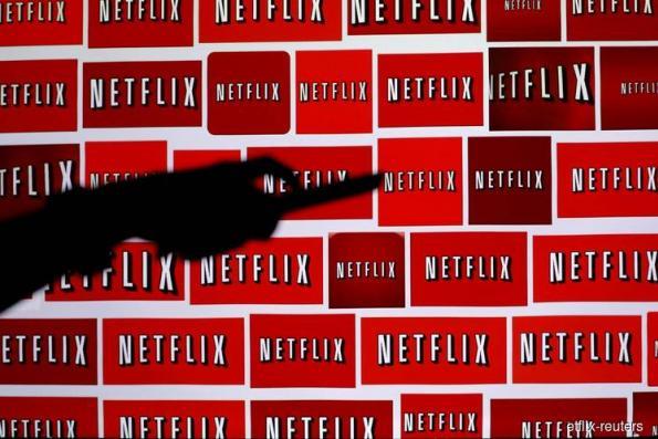 Netflix subscriber slip hints at 'lumpy' road ahead