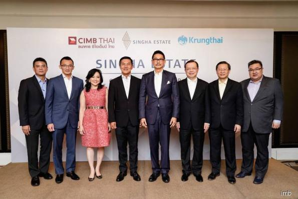 CIMB Thai, Krung Thai Bank celebrate completion of US$310m resort acquisition deal