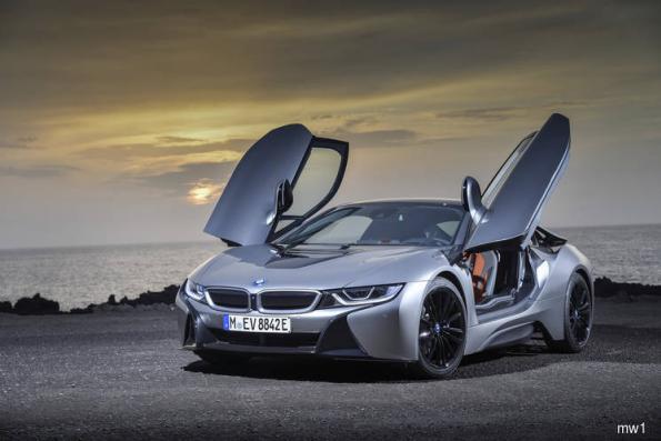 BMW Malaysia unveils new BMW i8 Coupé