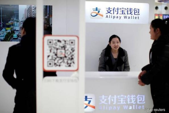 Alipay transactions of Chinese tourists in Malaysia grows five times