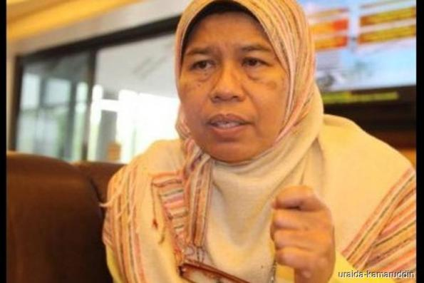 Zuraida to support, help Anwar in Port Dickson by-election