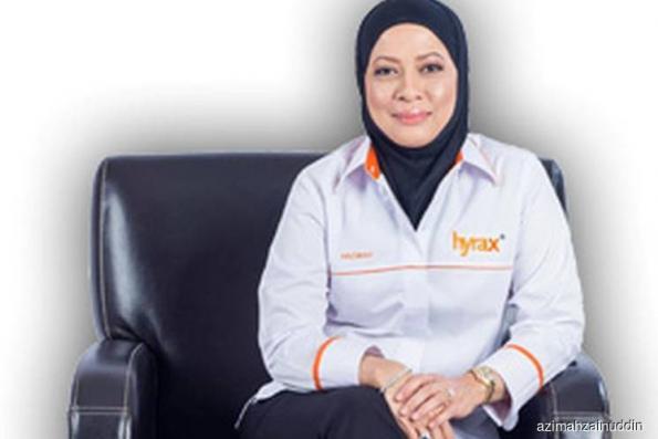Hazimah Zainuddin appointed as PUNB chairperson