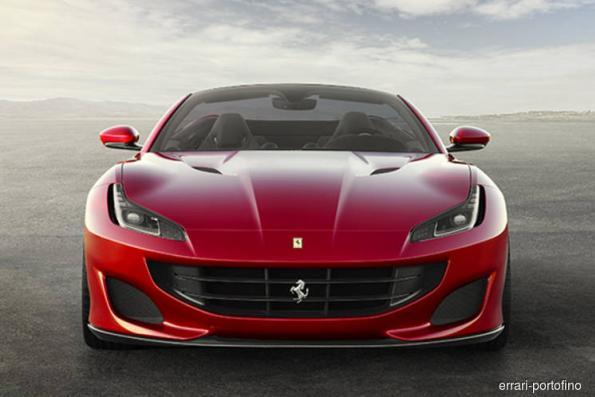 Naza Italia launches Ferrari experiential pop-up showroom