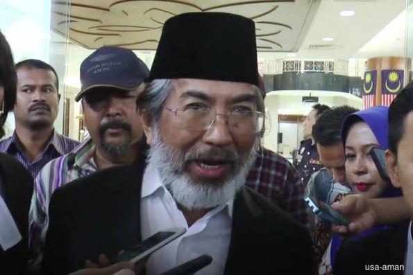 Musa Aman allowed bail at RM2 mil, case mention on Dec 13