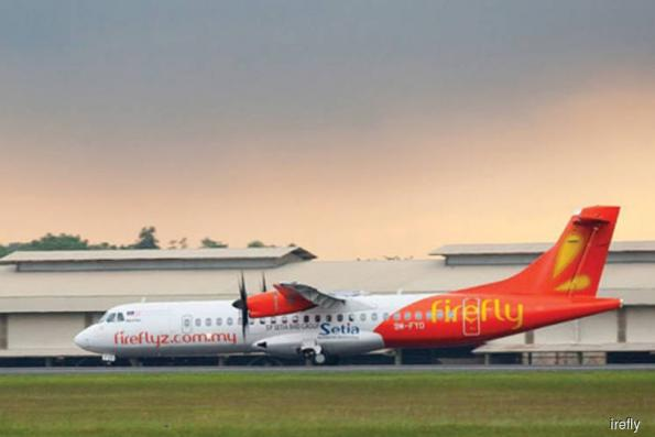 Malaysia's Civil Aviation Authority 'willing to work' with Singapore to resolve suspension of Firefly flights to Changi