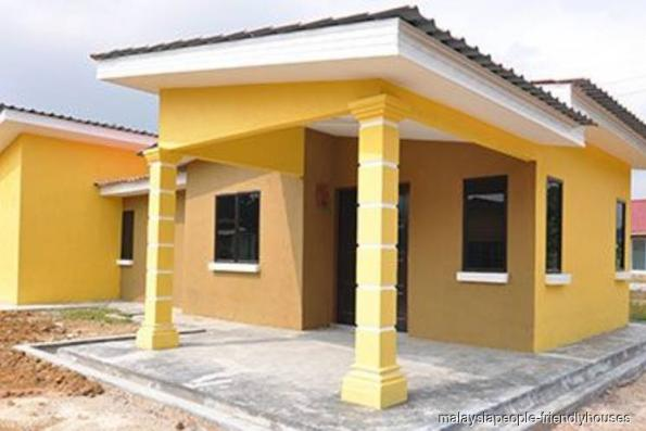 1Malaysia People-Friendly Houses subsidy used for other purposes without MoF's approval