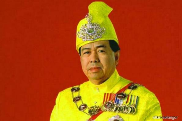 Sultan of Selangor upset with social media news linking him to ICERD rally