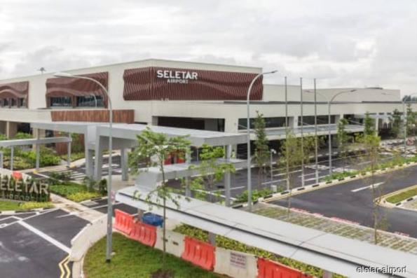 Singapore: Changing wind direction necessitates northerly flight path to Seletar Airport