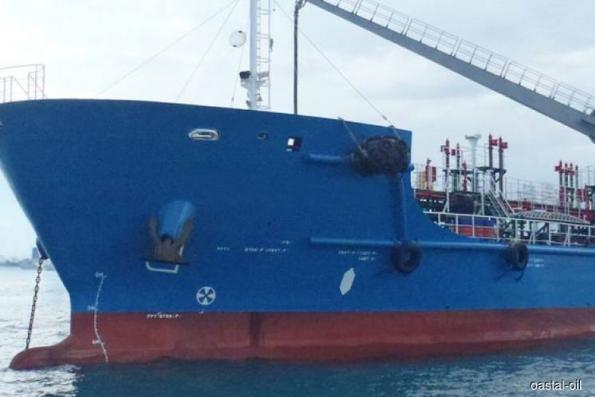 Singapore's petroleum company Coastal Oil to wind up