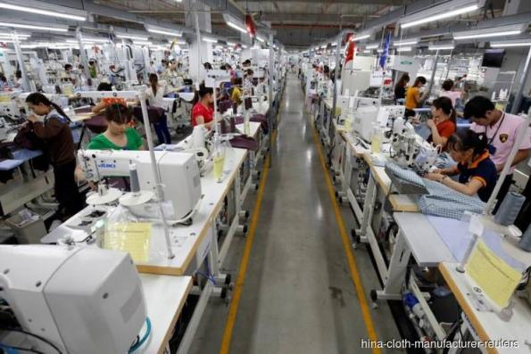 Competitiveness lacking in manufacturing