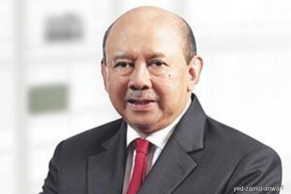MAHB's Syed Zainol takes over as S P Setia chairman as Wan Mohd Zahid quits