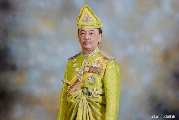 Sultan Abdullah eligible to be elected as next King