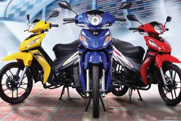 Modenas aims to sell 10,000 motorcycles by end-2019