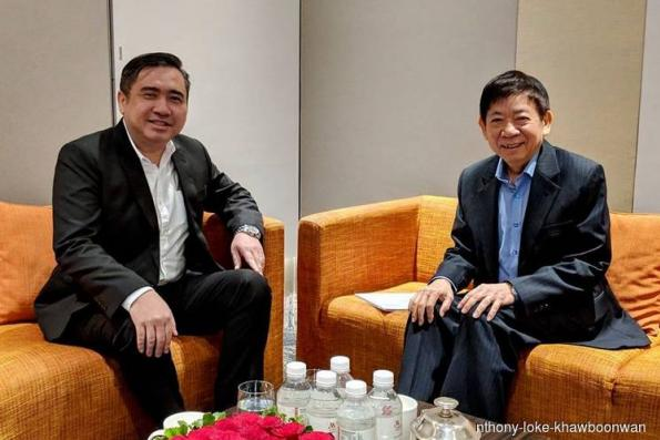 Air space issue: Loke and Singaporean counterpart have 'fruitful' meeting