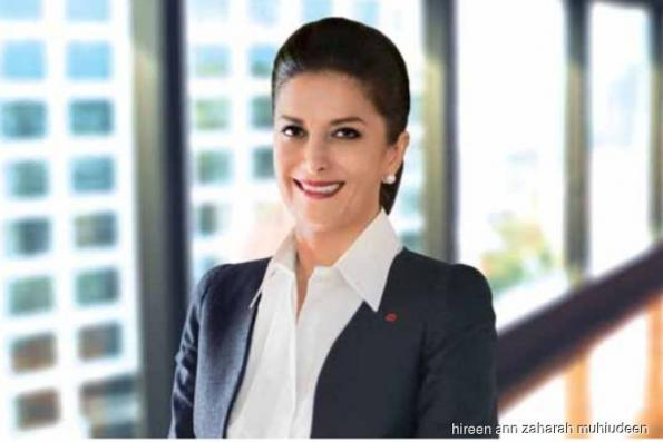Shireen Muhiudeen to be new Chairman of Bursa Malaysia
