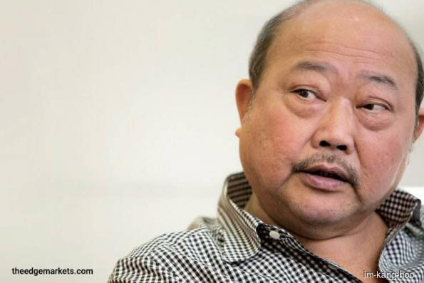 Lim Kang Hoo now the executive chairman of PLS Plantations