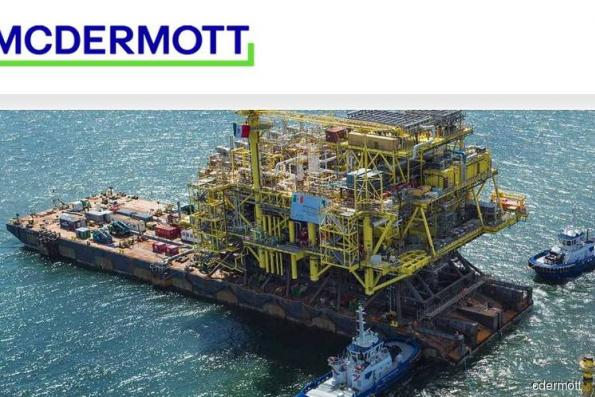McDermott awarded two contracts for Malaysian offshore projects