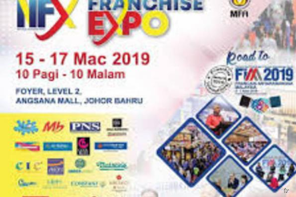 National Franchise Expo a platform to expand business network