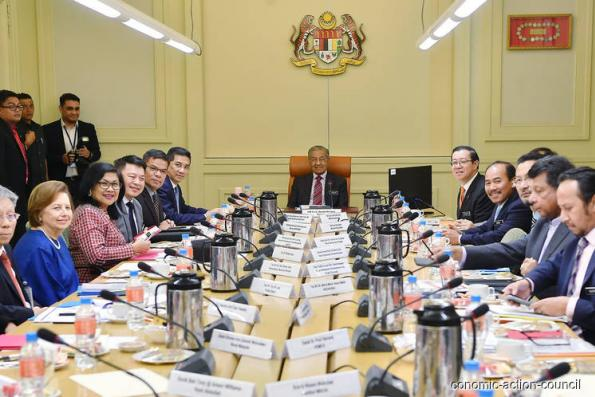 PM chairs first EAC meeting