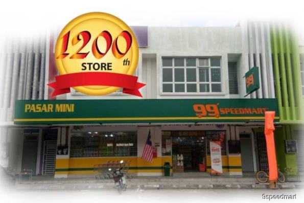 99 Speedmart is top in sales among franchise businesses