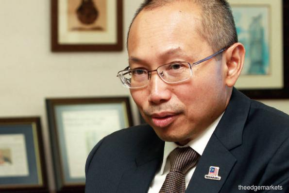 Ideas' policy paper on GLCs 'misleading', says Abdul Wahid