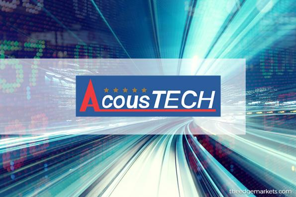 Stock With Momentum: Acoustech