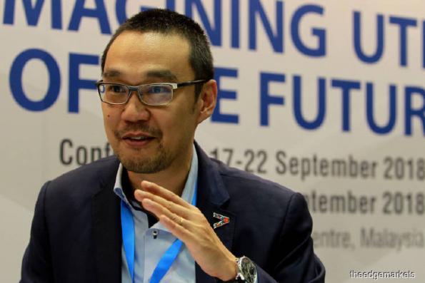 CEPSI 2018: Preparing Malaysia for the future of utility
