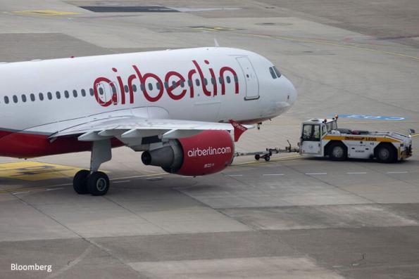 Etihad said close to hiring bank to weigh Air Berlin stake sale