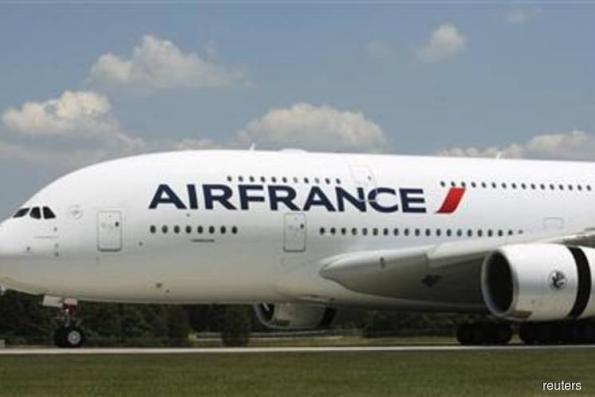 Air France says strike disruptions to hit flights on Feb 22