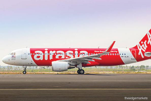 AirAsia's proposed asset disposals seen to be completed by 3Q