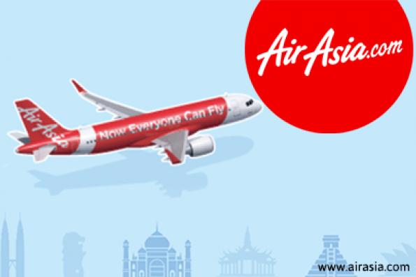 AirAsia's 1Q net profit up 6-fold on higher passenger volume, lower fuel costs