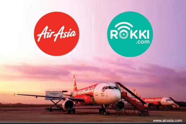 AirAsia ups stake in inflight entertainment company Rokki to 83%