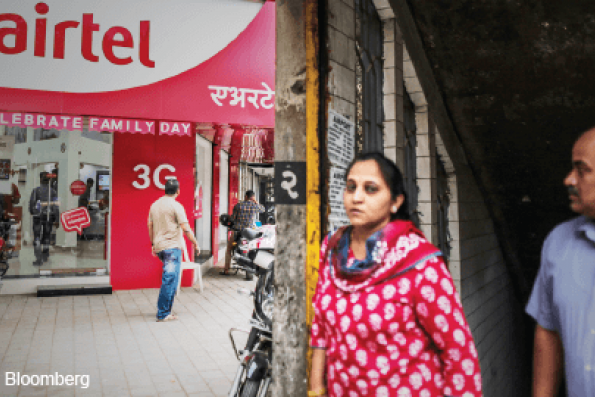 Mittal says Reliance will shake Telecom in India