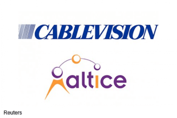 Altice offering €1.8b of shares to fund Cablevision deal