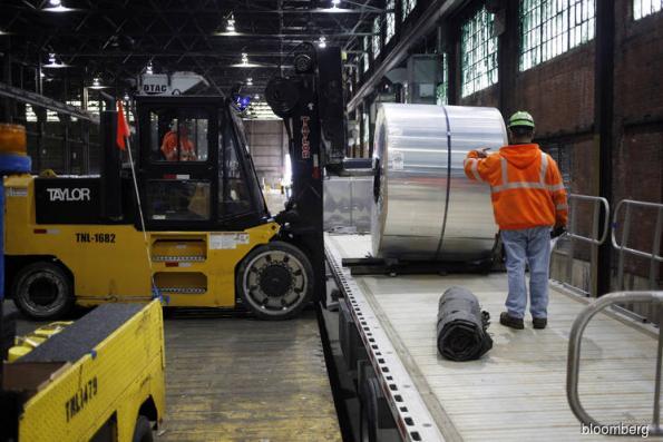Top American Aluminum Maker Seeks Waivers From U.S. Tariffs