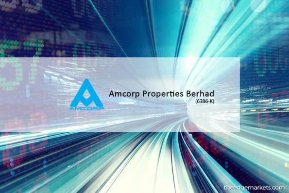 Stock With Momentum: Amcorp Properties Bhd