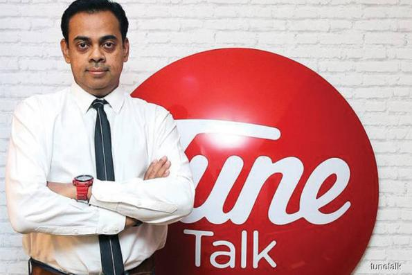 Ameen Abdullah is Tune Talk's new CEO
