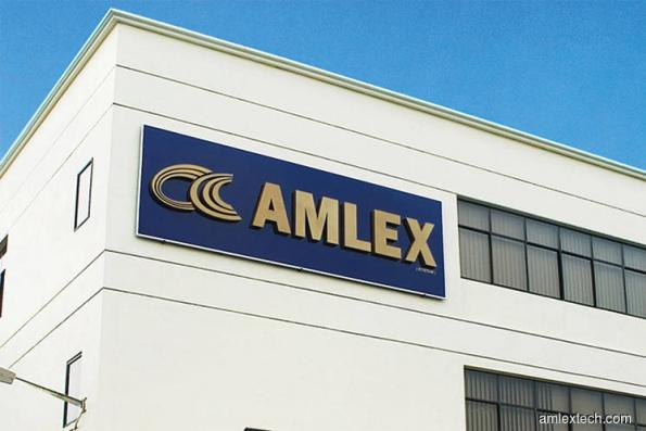 Amlex甫上市涨3.33%