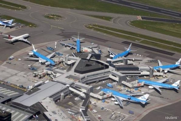 Storm to disrupt traffic at Amsterdam airport on Thursday