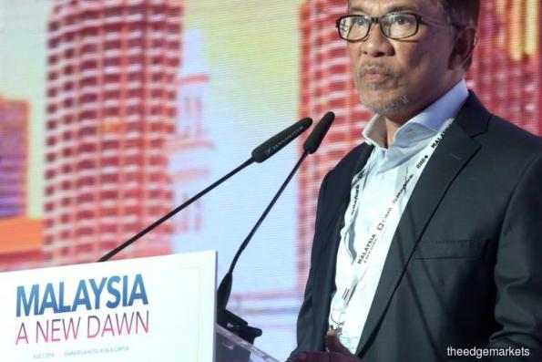 Anwar: Private sector should drive growth