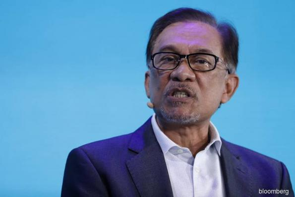 Anwar says 'inexcusable' if Goldman complicit in 1MDB
